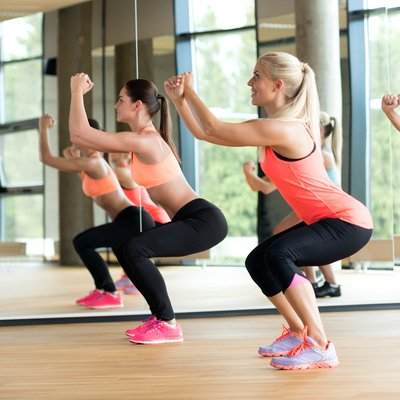 Bodyweight Squats for a Full Body Workout