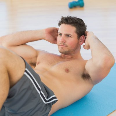 Crunch Exercise to Build Lean Muscle in Your Abs