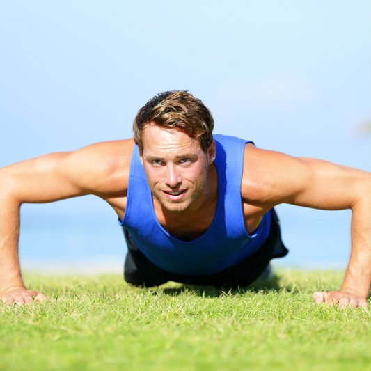 Push-ups to Increase Strength and Build Lean Muscle | A Lean Life