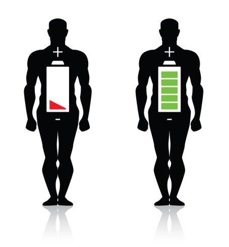Cardio Improves Energy Levels