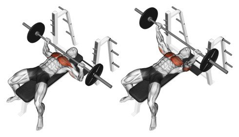 Top 5 Best Chest Exercises for a Lean Chest Workout