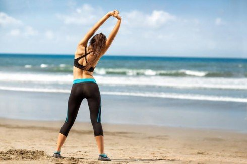 Dynamic Stretching Routines