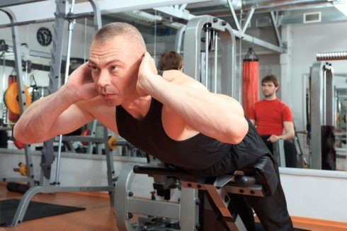 Hyperextension Exercise