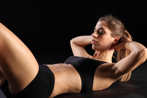 Crunches Ab Workout