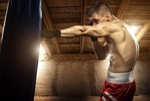 Home Boxing Workouts for Cardio and Workout Variety