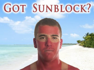 Sunblock for Skin Health