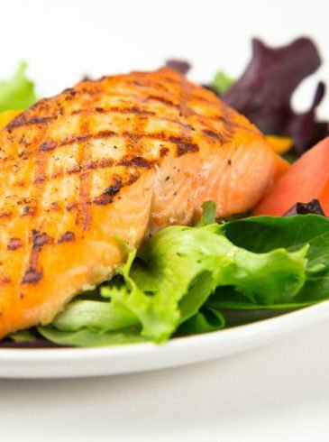 Salmon Health Benefits for Skin