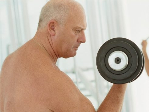 Muscle Loss Age