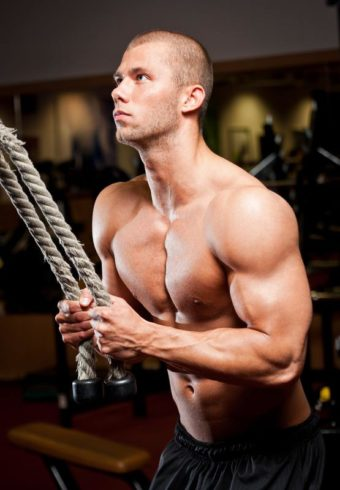 Workout with Sore Muscles
