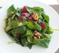 Spinach for Healthy Living