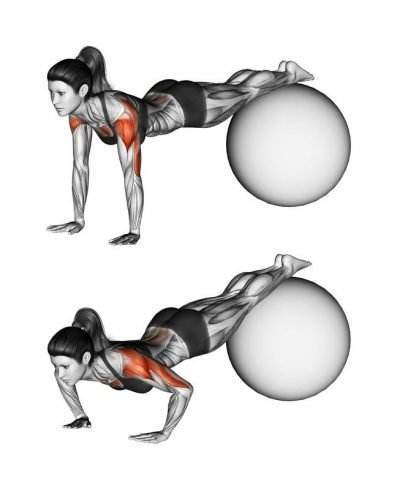 Push-ups for Bodyweight Strenth Training