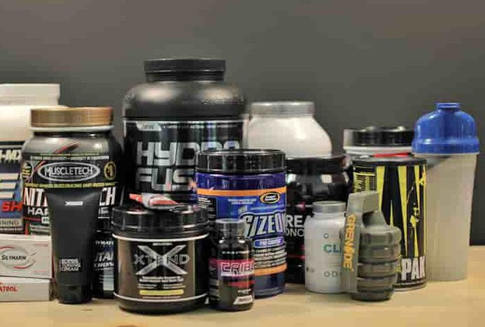Supplements for Lean Muscle
